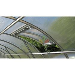 Jumta logi, ventilācijas atveres Stoglangis šiltnamiui Klasika