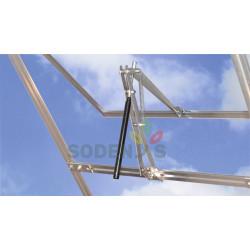Automātiskie jumta lūka pacēlāji durvju un jumta logi nazis
